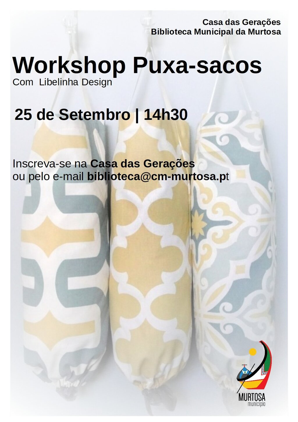 Workshop Puxa-Sacos